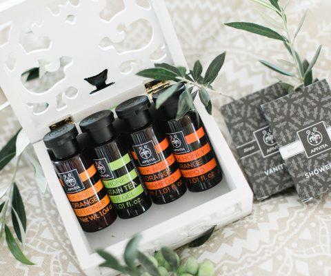 APIVITA Natural Cosmetics - Ammos